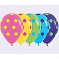 BB08-singapore 12 inch polka dots balloons