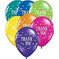 BB11-singapore 12 inch thank you balloons