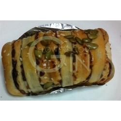 BL0001-japanese red bean bread
