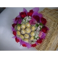 V 11 Chocolate bouquet