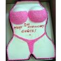 GF0031-Bikini Cake