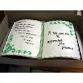 GF0032-Open Book Cake