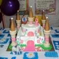 GF0043-Princess Castle Cake