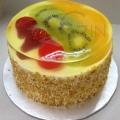 GF0334-300gm cake fruity cake