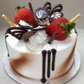GF0324-300gm cake chocoline cake
