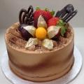 GF0329-300gm cake chocolate cream