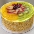 GF0334-mixed fruits cake
