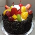 GF0338-300gm chocolate cake