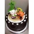 OC0094-300gm toy  cake birthday