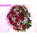 HF0009-roses bouquet