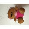 TB0012-bear girl