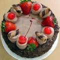 OC0098-Pure Chocolate Cake