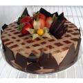 OC0165-Chocolate Mousse Cake