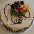OC0299-Chocolate Cream Cake