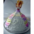 1-OC1165-shape doll cake