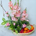 QF1202-flower fruit arrangement